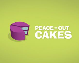 Peace Out Cakes by smartinup