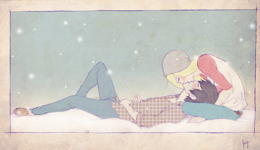 you keep me warm by ~jaymyccah