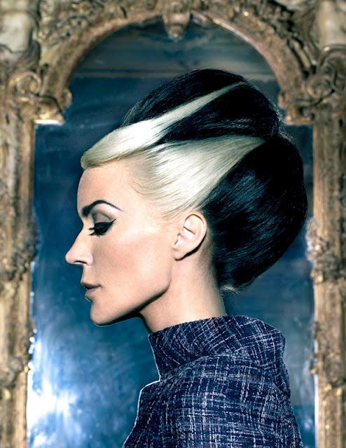 Stylists: Heiress Daphne Guinness For Tatler Hong Kong ( styling )