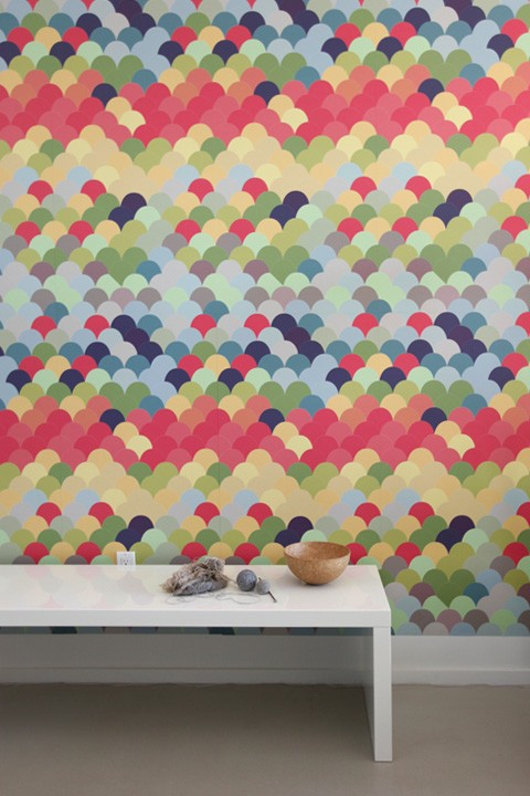 Fishwall Pattern Wall Tiles « Grassroots Modern – A shelter blog focusing on affordable modern furniture and accessories.