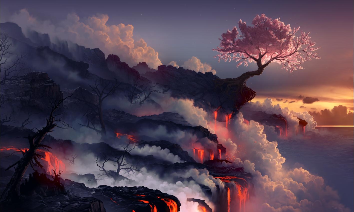 Scorched earth by `arcipello
