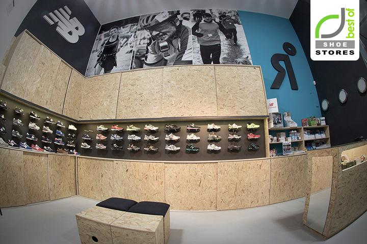 SHOE STORES! Sportguru OSB shop by minimalstudio architects, Warsaw » Retail Design Blog