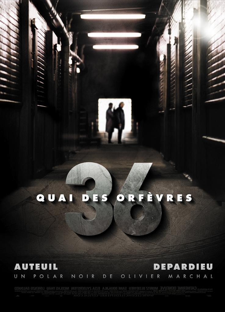 The Rageman | 36 quai des orfèvres