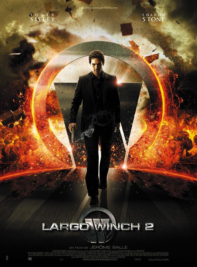 The Rageman | LARGO WINCH 2