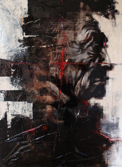 The Rageman | peinture
