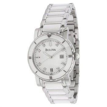 Buy.com - Bulova Dress Diamond Ladies Watch 98P121
