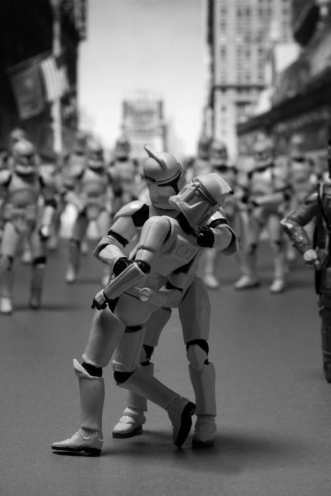 Star Wars Recreations   EMPTY KINGDOM You are Here, We are Everywhere