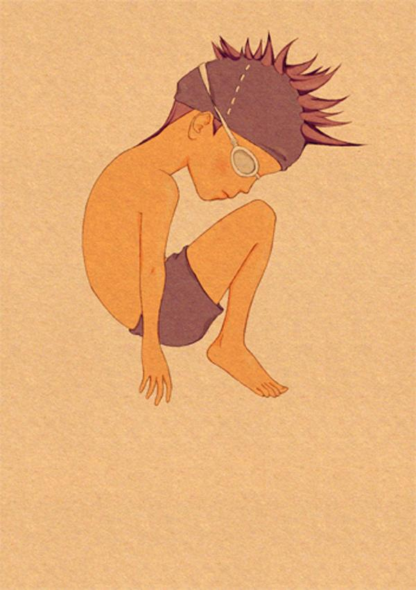 Anny Wong's Swimmers | Trendland: Fashion Blog & Trend Magazine