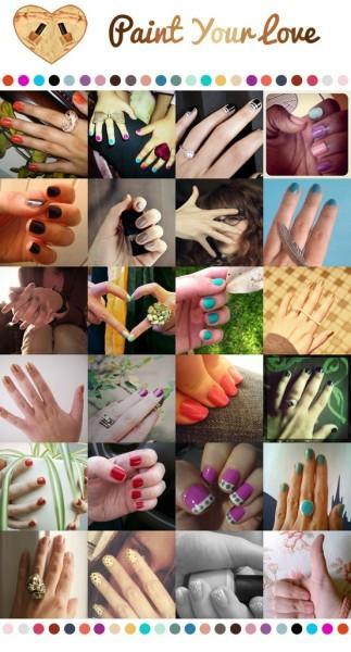 summer nail polish designs - StyleCraze