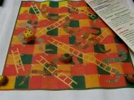 SAANP SEEDI from KEC Green Games: the board game that's stood - 3mik.com