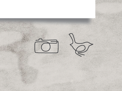 Dribbble - Media Icons by Brian Everett