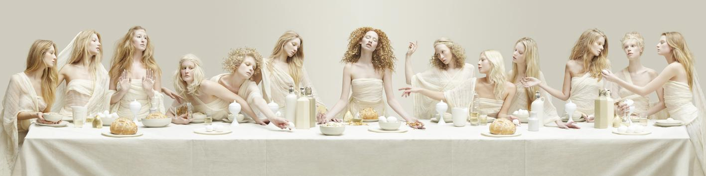 sabine-pigalle-blond-last-supper.jpg (1417×354)