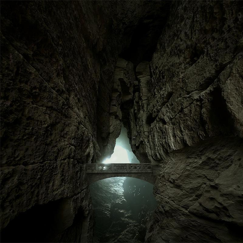 Caverne des Sirènes by ~ Karezoid sur deviantART