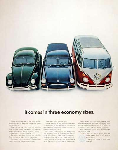 50+ old and sweet Volkswagen Ads » Design You Trust – Design Blog and Community