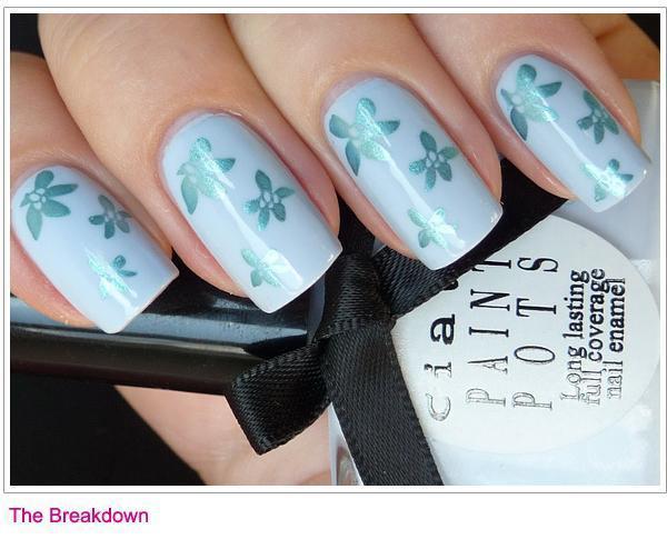 kool nail art - StyleCraze