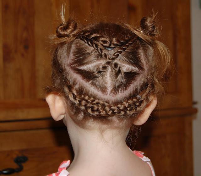 chaild cross haircut style - StyleCraze