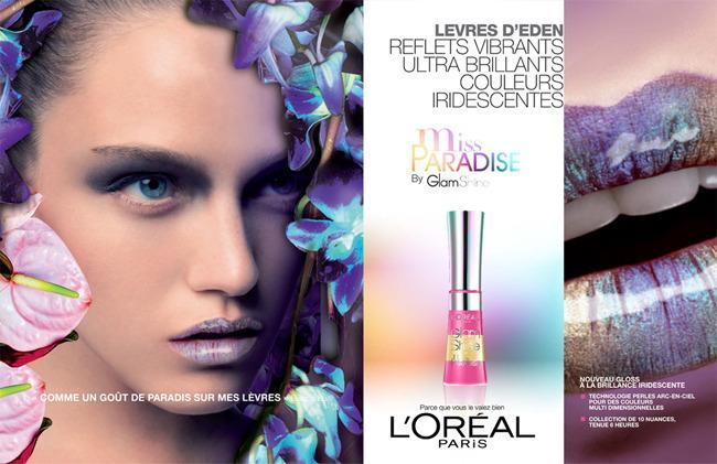 Direction Artistique Pub pour L'Oréal via McCann Erickson Paris en Freelance > Creasenso