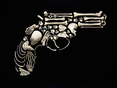 Stop the Violence by Francois Robert « Object of my obsession
