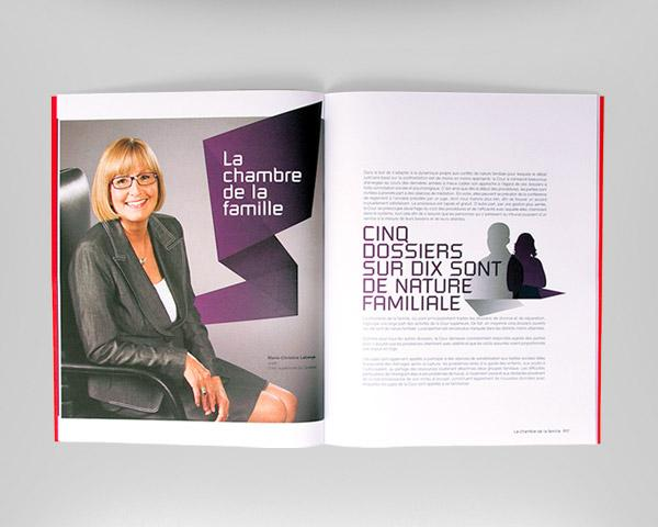 SUPERIOR COURT QC_Annual Report | Zen Branding Design & Com