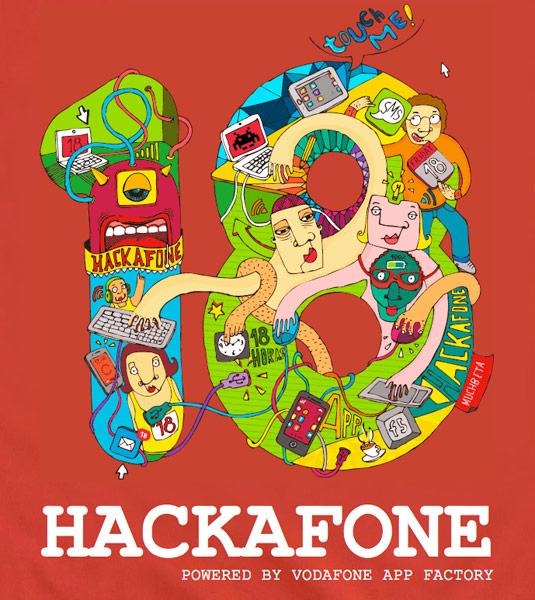 Hackafone – Maratona de programação (GeeksLab & Vodafone) | Webmania Online Magazine