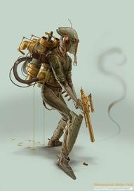 Steampunk Awesomeness