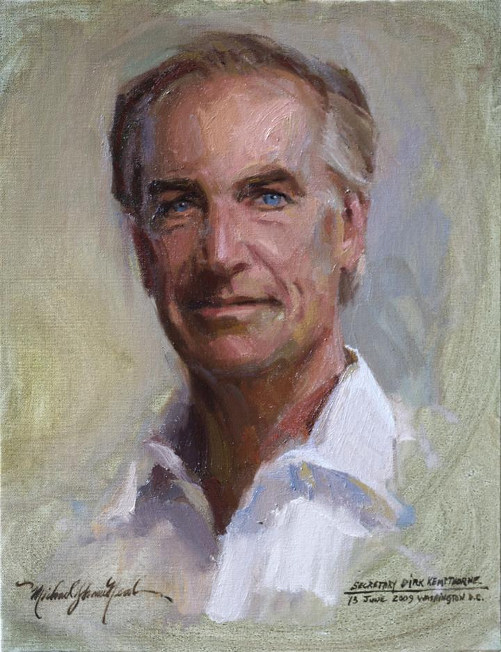 Sketches from Life and Portrait Studies by Michael Shane Neal - The Studio of Portrait Artist Michael Shane Neal - Original portrait paintings by Michael Shane Neal.