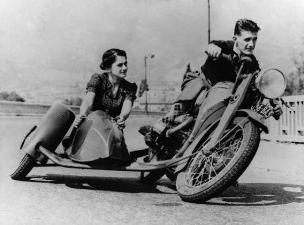 """""""FOUR WHEELS MOVE THE BODY — BUT TWO WHEELS MOVE THE SOUL."""" « The Selvedge Yard"""