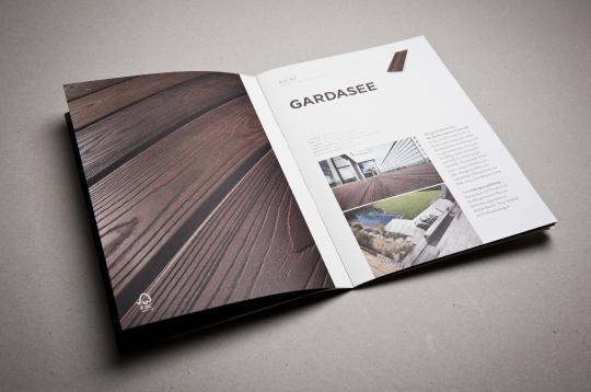 Mareiner Holz - identité visuelle & design sur le réseau