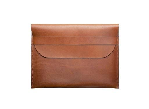 Leather iPad Sleeve — Bags -- Better Living Through Design