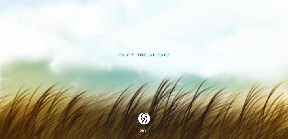 All sizes | enjoy the silence | Flickr - Photo Sharing!