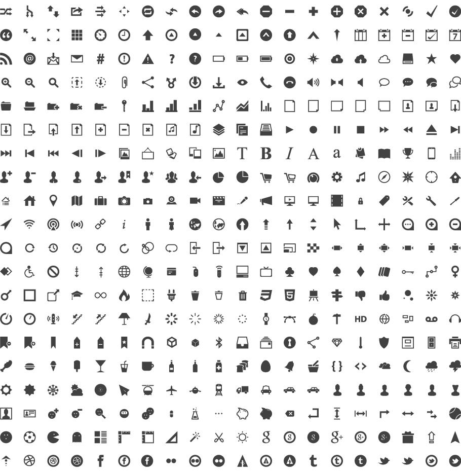 Pyconic Icons Free | Pyconic