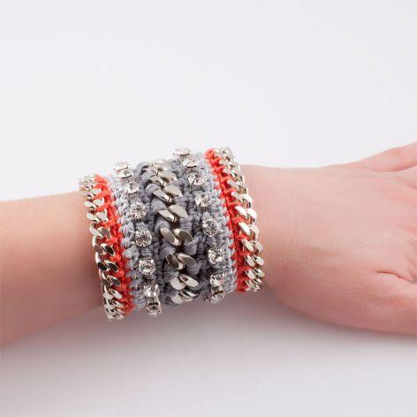 Greek Chic - Bracelet | Lamprini