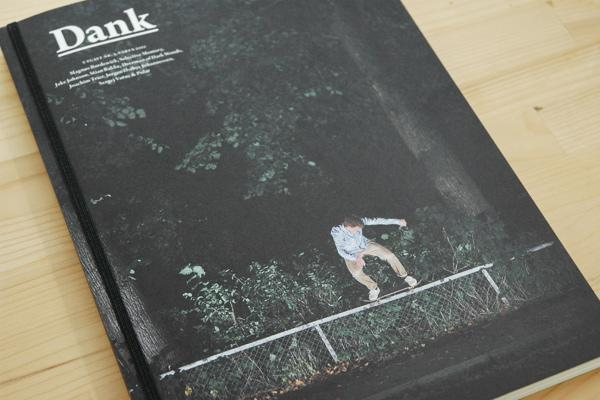 DANK NO. 3, SPRING 2012 - PANORAMA WEB SHOP