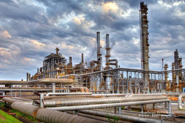 Braskem – Pólo Petroquímico de Triunfo « .: Blog da Preview – Banco de Imagens :.