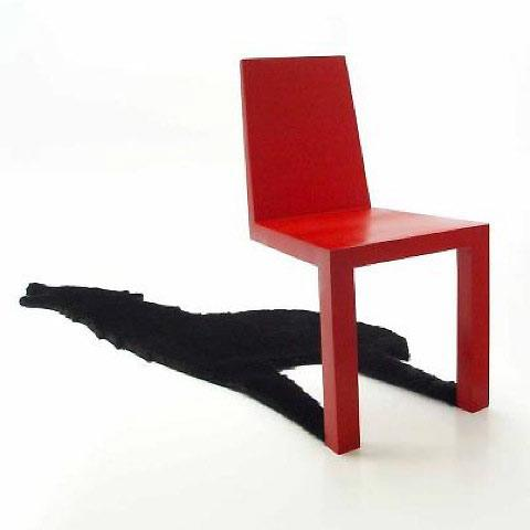 Chair helps you channel your inner wolf — Lost At E Minor: For creative people