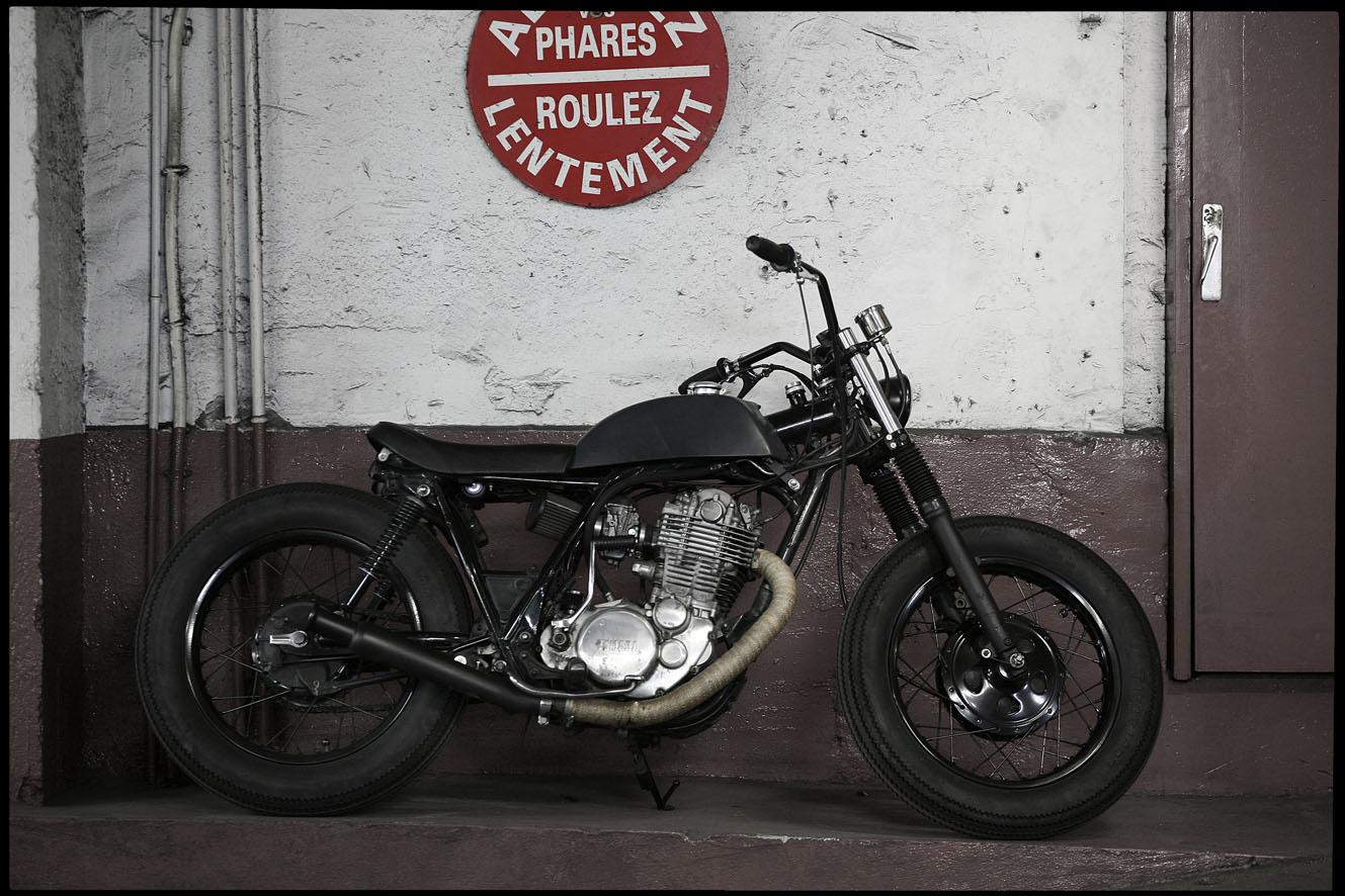 Custom Bobber - Blitz Motorcyle