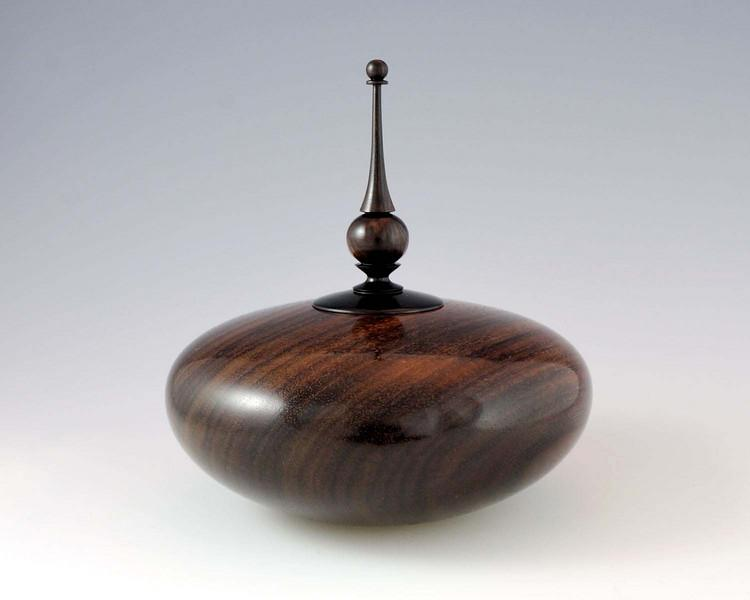 Woodturning Design Magazine • View topic - East Indian Rosewood and Blackwood