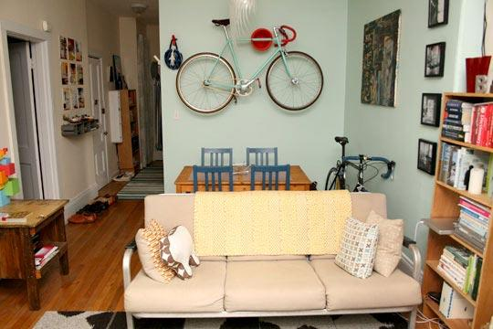 Livin In The Bike Lane: Apartment Bike Storage Solutions