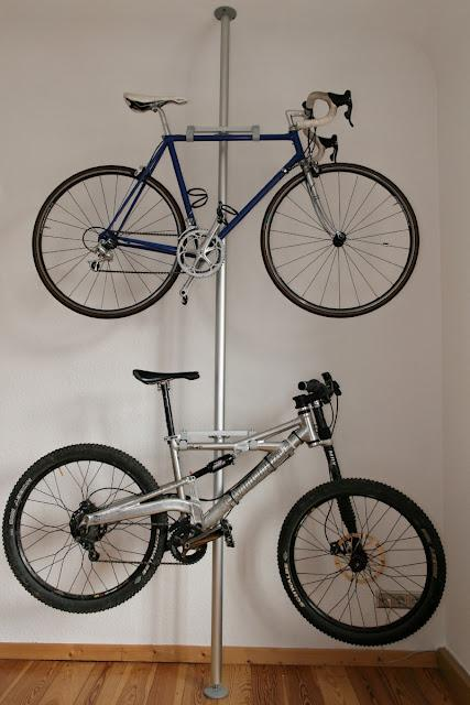 IKEA Hackers: stolmen bike rack