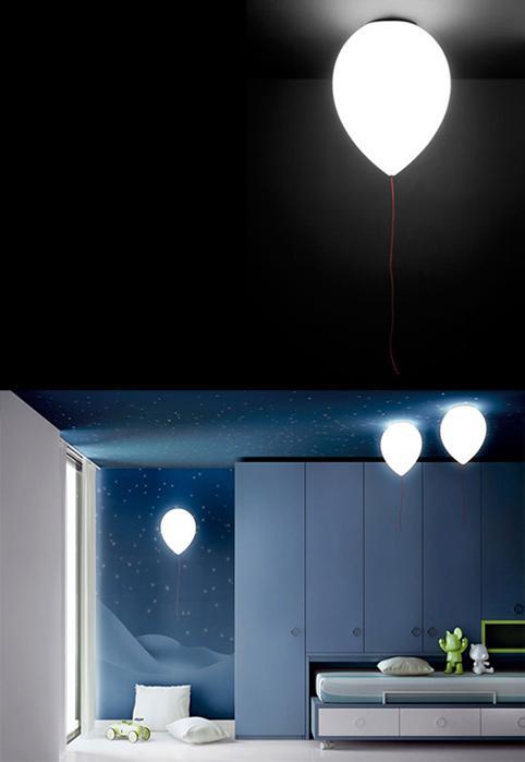 this isn't happiness™ (Balloon Lamp), Peteski