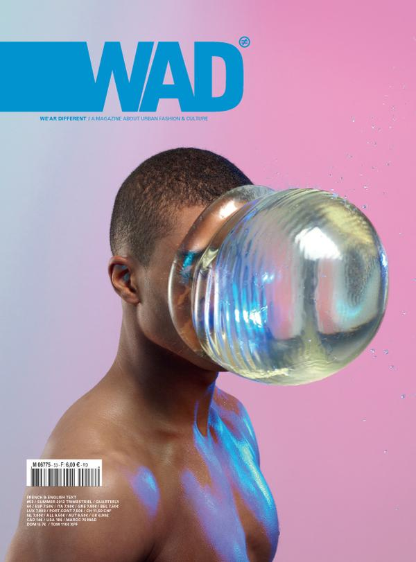 Art Direction of WAD magazine