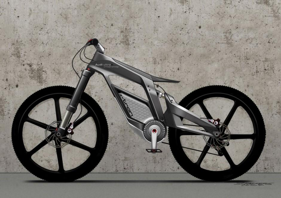 Awesome Audi E-Bike Wörthersee | This Is Awesome