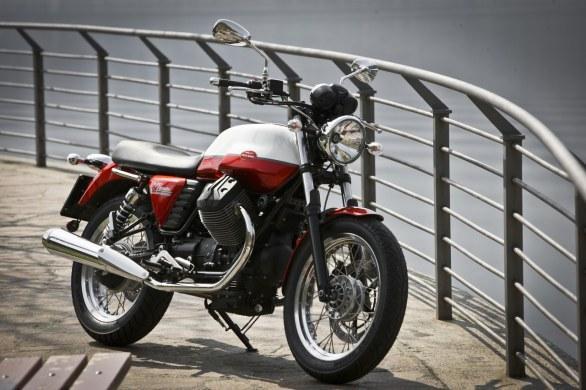 Moto Guzzi V7 Racer, Special e Stoner 2012