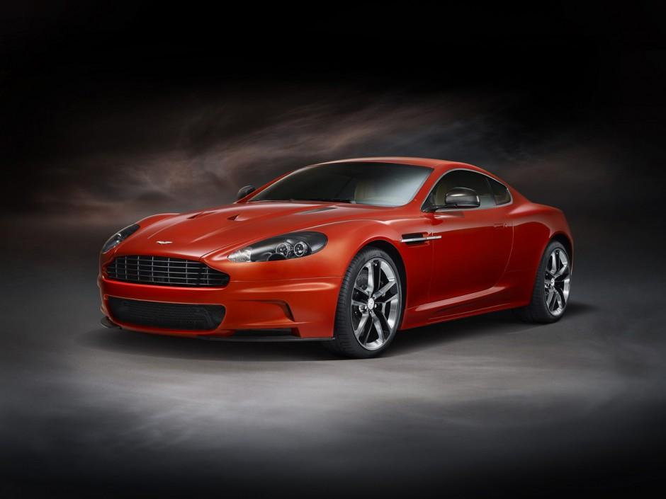 2012 Aston Martin DBS Carbon Edition | This Is Awesome