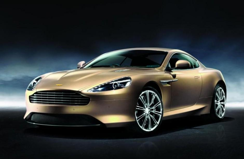 Aston Martin Virage – Dragon 88 Limited Edition | This Is Awesome