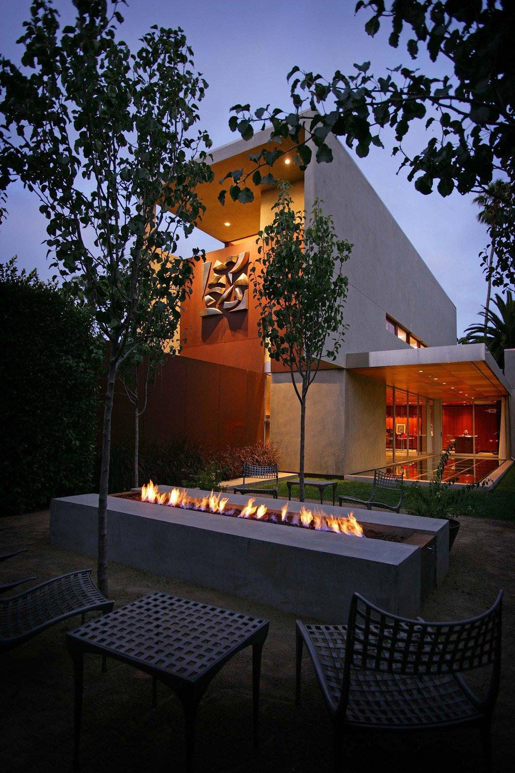 Prospect House Design Architecture Fireplaces | Luxitrend