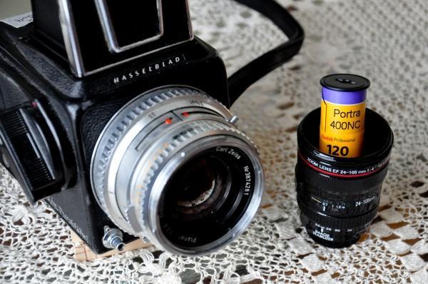 The Shot Glass Lens Set