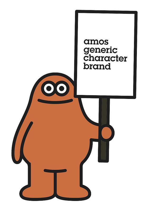 Amos Generic Character Brand Store - REDonePRESS