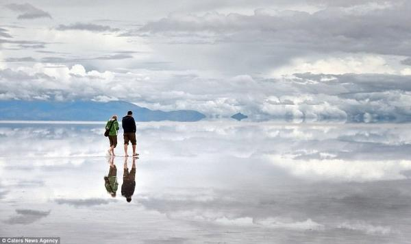 Salar de Uyuni Mirror Salt Flat | Who Designed It?