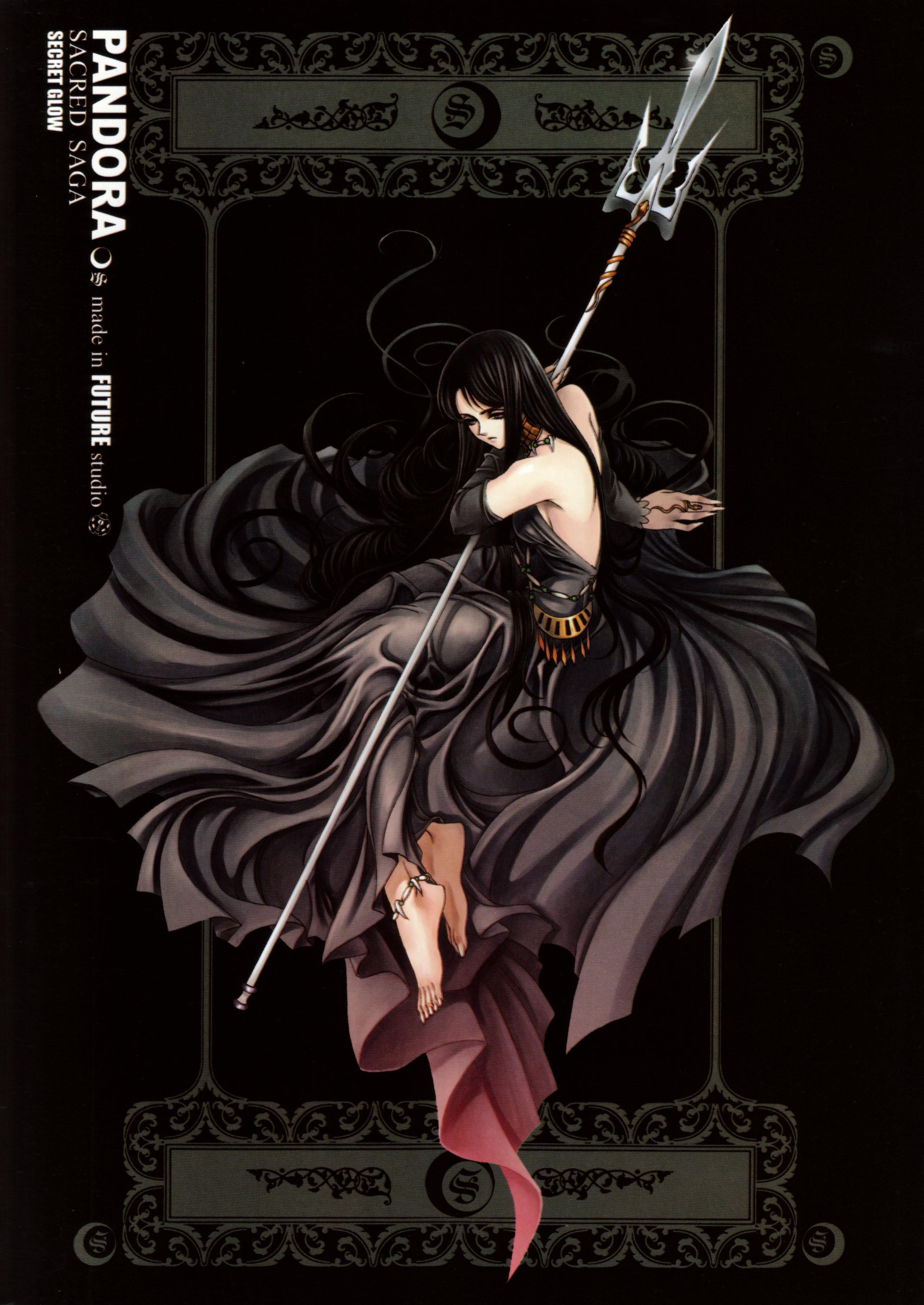 Download Saint Seiya: Future Studio ~ Pandora (2525x3565) - Minitokyo